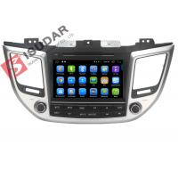 Best Multi Touch Capacitive 8 Inch Android Car Stereo , 2015 Hyundai Tucson Dvd Player wholesale