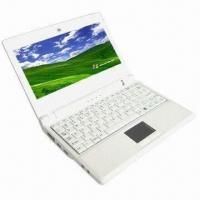 China Mini Laptop with 8.9-inch WVGA Wide-screen and Wi-Fi for 802.11b/g Wireless LAN on sale