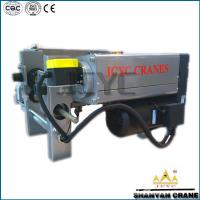 China European type 5t electric wire rope hoist/ electric hoist on sale