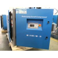 Cheap Electronic Oil Free Reciprocating Air Compressor/ Oil Free Gas Compressor 35HP for sale