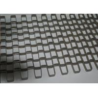 Best Honeycomb Stainless Steel Conveyor Chain Belt For Baking Wear Resistance wholesale