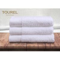 China Tourel Organic Bamboo Hotel Hand Towels Cleaning Microfiber Towels on sale