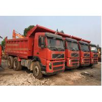 Best Front Lifting Used Tipper Second Hand Dumper Volvo Dump Truck Original From Sweden wholesale