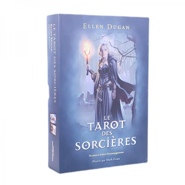 Cheap Linen Oracle Tarot Card , PMS Colors print oracle cards With Manual Book for sale