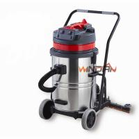 Best 60L Heavy Duty Vacuum Cleaner , 2000W Power Industrial Vacuum Cleaner CE Certification wholesale