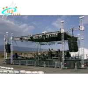 Best Aluminum Square Spigot Flat Roof Truss System For Exhibition wholesale
