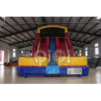 Best Commercial Double-lane Water Slide For Sale wholesale
