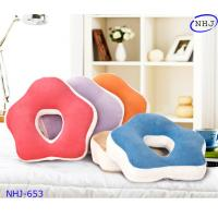 Best Flower Shaped Nap Pillow With Hole NHJ653 wholesale