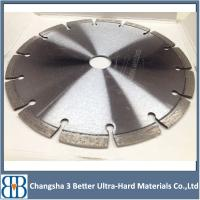 China Arix laser welded diamond saw blade for concrete and concrete cutting disc on sale
