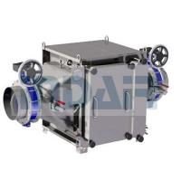 Best Side Loading Bag In Bag Out HEPA Filter Housing For Toxic Waste Disposal Facilities wholesale