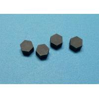 Best High Mechanical Strength PCD Wire Drawing Die Blanks Self Supported Hexagonal Diamond H2010 wholesale