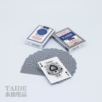 Best German 310gsm Black Core Casino Playing Cards Poker wholesale