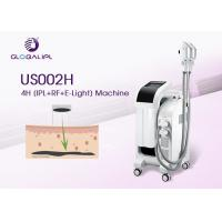 Best 4 In 1 IPL RF Beauty Equipment 44*53*89cm Size With 8.4 Touch Screen Display wholesale
