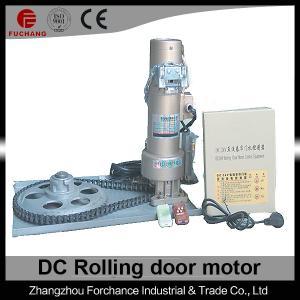 China DC24V 500KG  Roller shutter door motor(100% test) on sale