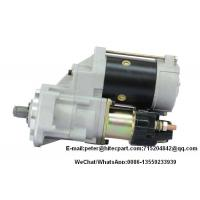 Best Auto Diesel Engine Parts Starter Motor Assy , Truck Genuine Starter Motor 4BC2 4D33 wholesale