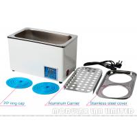 China Portable 300W - 1800W Water Bath Heater , One Forming Tank Lab Equipment For Chemistry on sale
