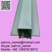 Best green powder coated aluminum extrusion profile for windows and doors wholesale