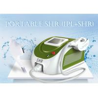 Best Permenant IPL SHR Hair Removal Machine Painless , Skin Rejuvenation Machine For Clinic wholesale