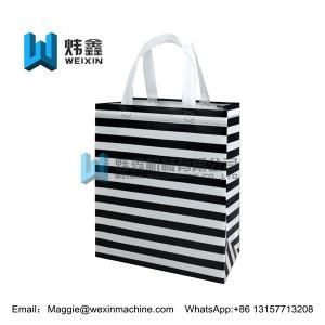 Best Promotional Foldable Reusable Laminated Non Woven Bag 100gsm wholesale
