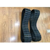 China XF-150 Rubber Tracks for Robot Machinery parts and Fire-Fighting Equipment on sale