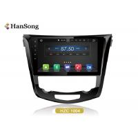 Best Nissan Qashqai Car DVD Player Full Touch  Android OS 8.X With 1024*600 1080P wholesale