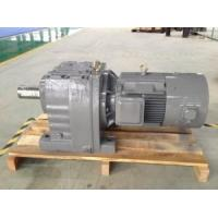 Best in-Line Foot Mounted Helical Gear Box/ Reducer/ Gear Motor /Geared Motors (R27~R167) wholesale