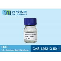 Best 99.9% purity Patented product  EDOT / EDT CAS 126213-50-1 1.34g/cm3 Density wholesale