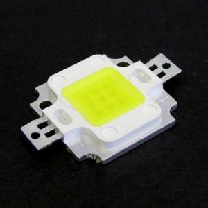 Best Bridgelux Chip DC12V 10 Watt High Power LED For Led Flood Light / 1400-1500lm wholesale