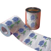 China silk soft toilet tissue  2ply  250 sheets  custom printed toilet paper 100% virgin pulp on sale