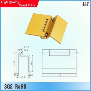 China OEM aluminium hinge for PVC door on sale