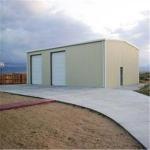 Best Easy-Built Steel Farm Shed (SS-299) Steel Storage Sheds wholesale