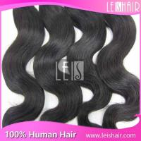 Buy cheap Wholesale Price Grade 6A virgin human hair extension product