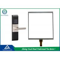 Best Film Glass ITO Touch Panel Digital Resistive Bright Scratch Resistant 3.8'' wholesale