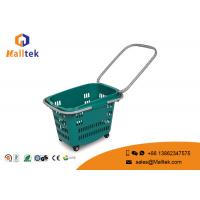 China Outdoor Indoor Mini Shopping Baskets With Handles High Volume 70 Liters on sale