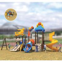 China outdoor play centre equipment backyard play equipment for toddlers on sale