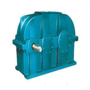 China 7.5kw 5.5kw Worm 20 CrMnTi Gear Reducer Gearbox on sale