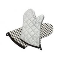 Best OEM  Waterproof  Silver Oven Mitts  Steam Protection Heat  Resistance wholesale