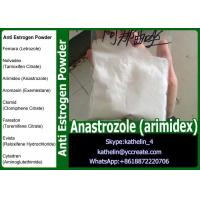 China Anti Estrogen Raw Powder Anastrozole (arimidex) For Steroid PCT CAS 120511-73-1 on sale