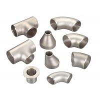 China Din 1.4404 / Uns S31603 Stainless Steel Tube Fittings Excellent Strength on sale