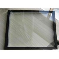 Best Low E Triple Glazed Insulated Glass , Double Glazed Glass Panels For Airports wholesale