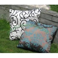 Best Flocking Damask Cushion wholesale