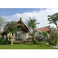 Best Exotic Style Prefabricated Wooden Houses Good Seismic Performance Insect Proof wholesale