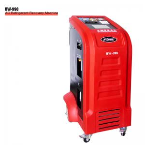 Best Automatic 1HP R134a Refrigerant Recovery Machine AC Recharge Machine For Car wholesale