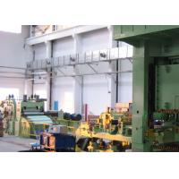 China Eco Friendly Steel Cut To Length Line , Steel Plate Cutting Machine 1 Year Warranty on sale