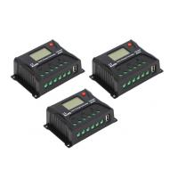 China Lead Acid Battery 12v Battery Charge Controller With LCD Display Bluetooth on sale