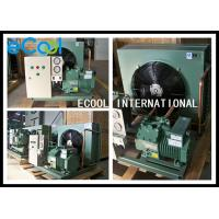 Best Compact Central Air Conditioner Condenser / Commercial Condensing Unit wholesale