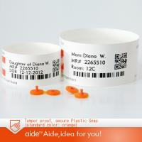 Buy cheap Hospital ID wristbands from wholesalers