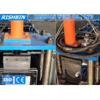 Best 220V Half Round Pipe Roll Forming Machine for Seamless Gutter wholesale