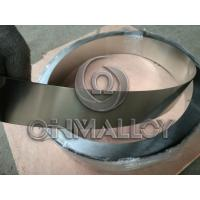 China German Silver Nickel Silver Strip CuNi18Zn20 Alloy For Jewelry / Antenna on sale