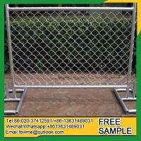 Best WalnutCreek temporary fence panels hot sale Alturas chain link fence wholesale